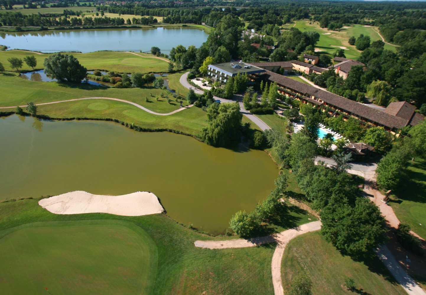 Best Western hôtel et Golf du Gouverneur Monthieux