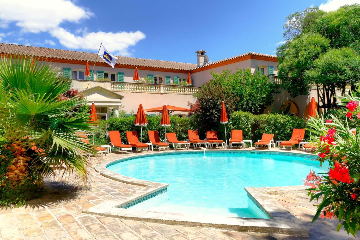 Best Western hôtel L'orangerie Nimes