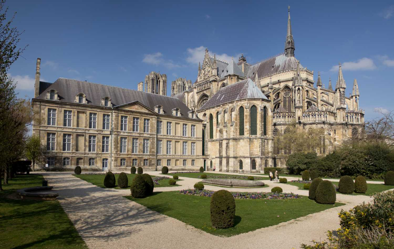 BA 3 Reims - cathèdrale