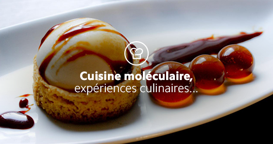 Cuisine Moleculaire Experiences Culinaires Blog Best Regards