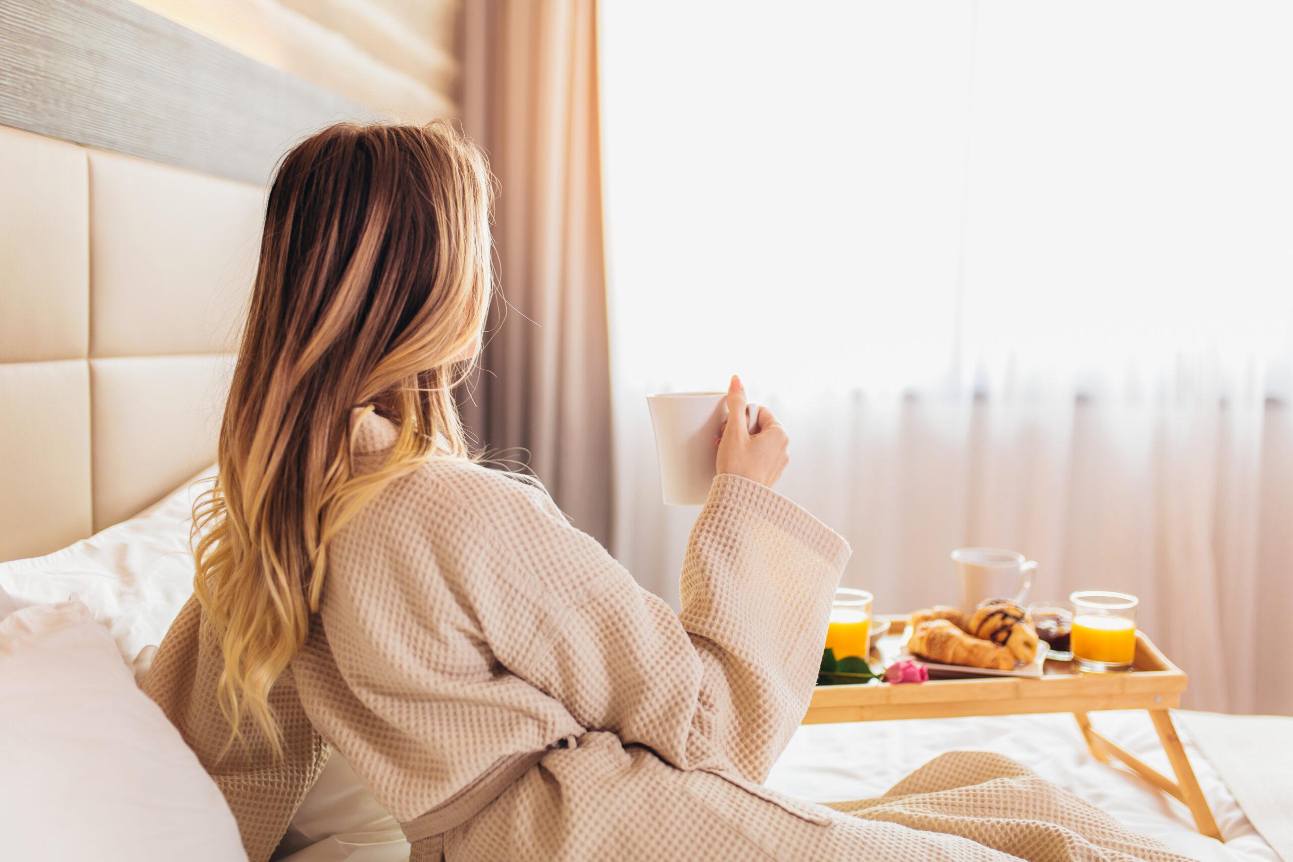 Room Service Bonjour !